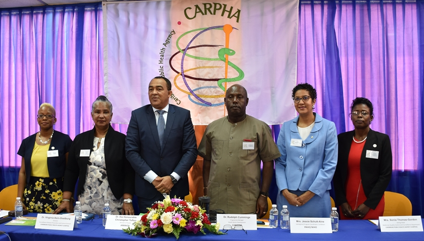 CARPHA Meets with Regional Stakeholders to Discuss Post Market Surveillance for Medicines