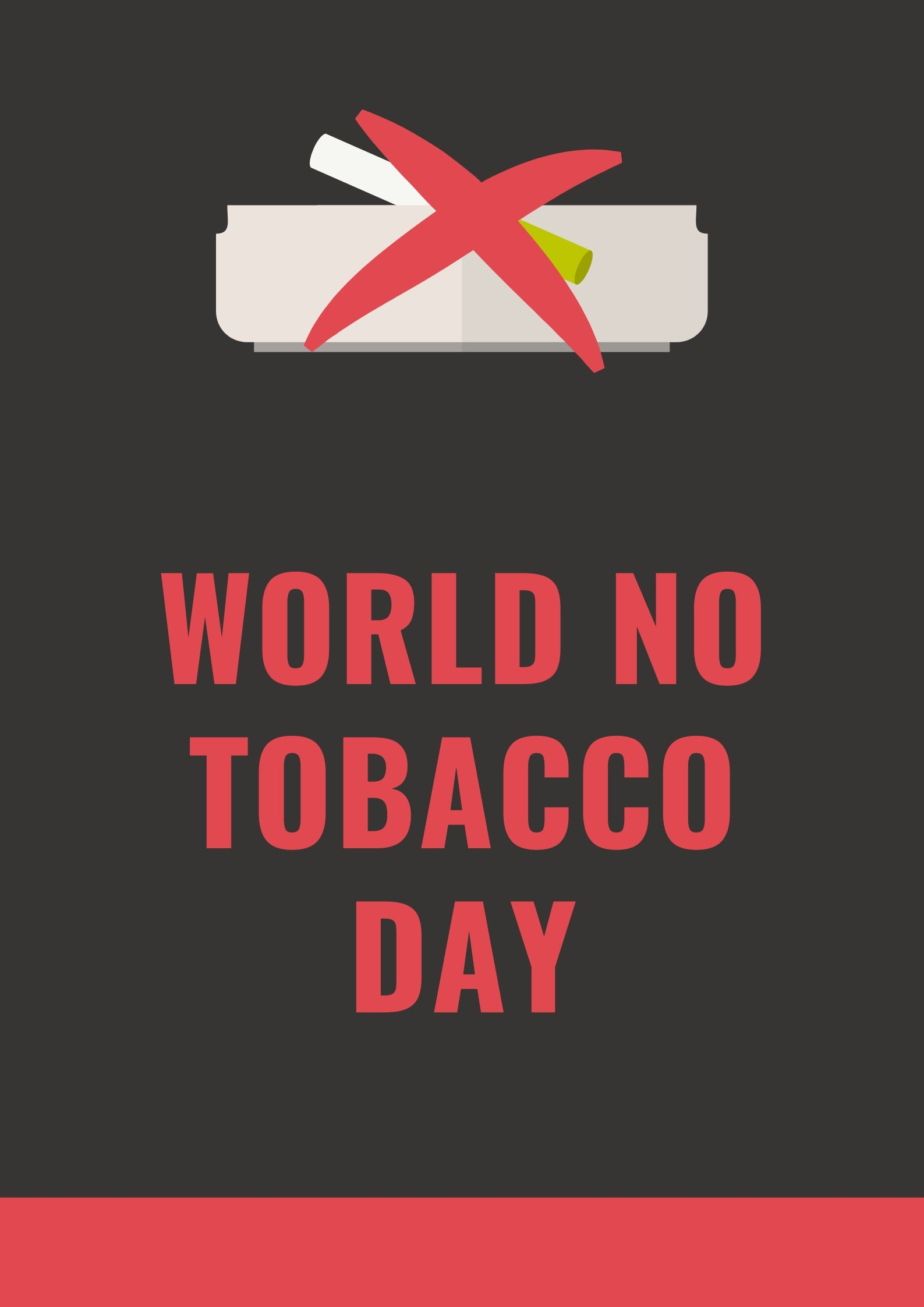 CARPHA Observes World No Tobacco Day