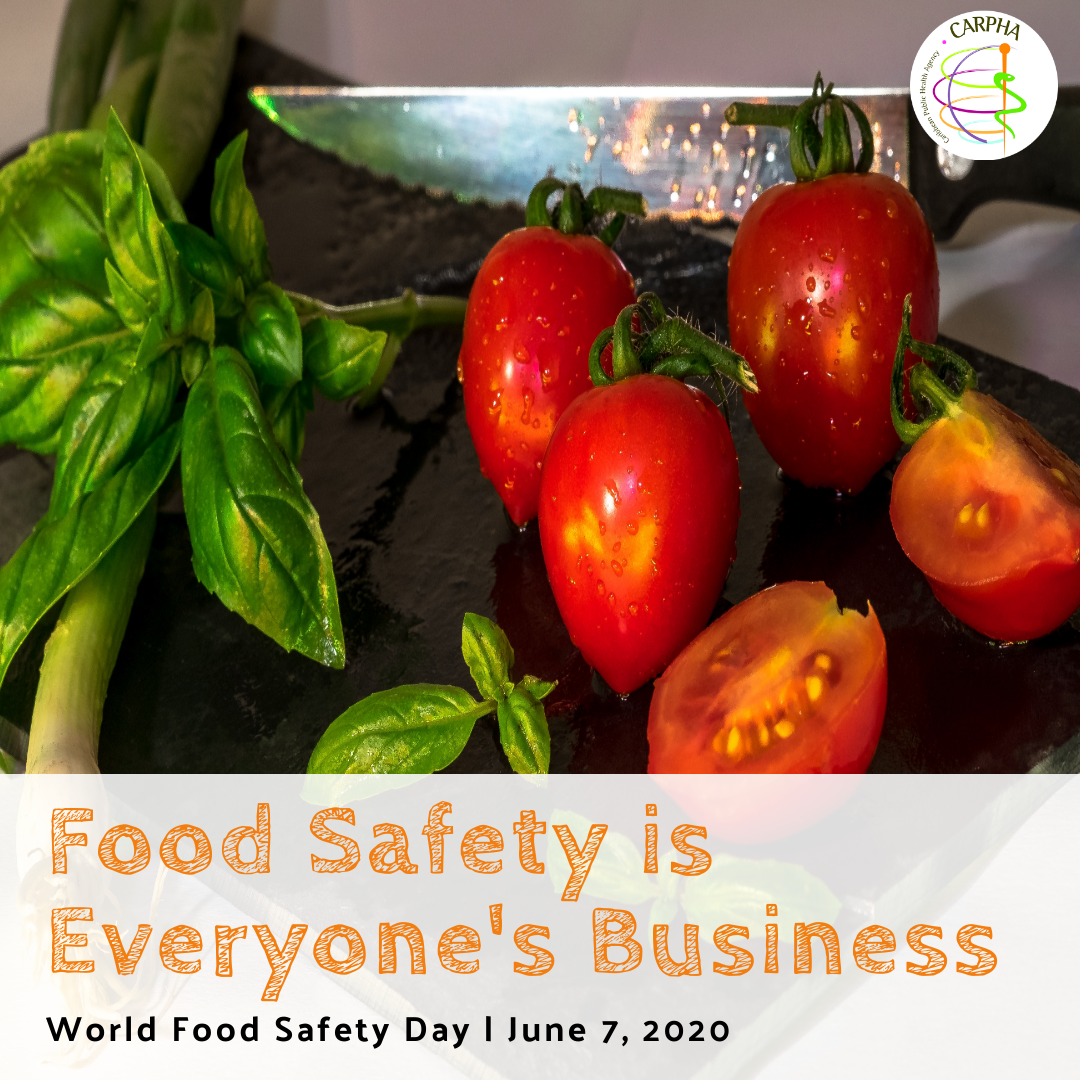 Food Safety is Everybody's Business