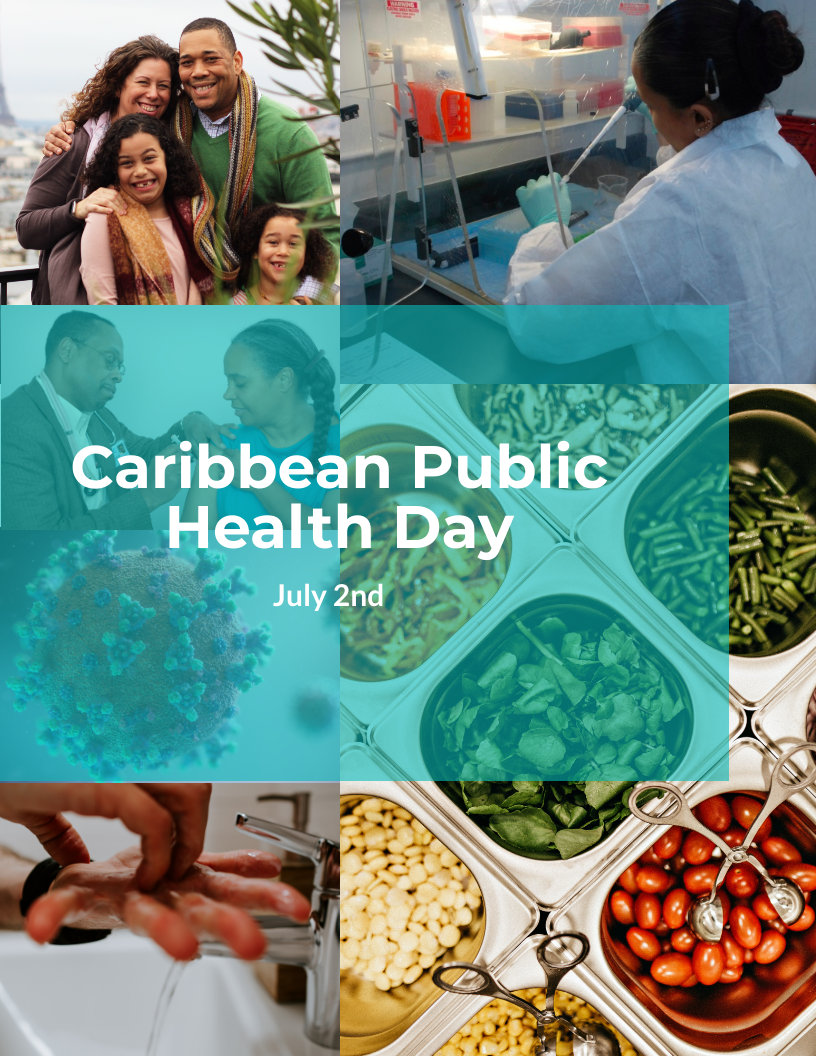 Caribbean Public Health Day:  In a time of COVID-19